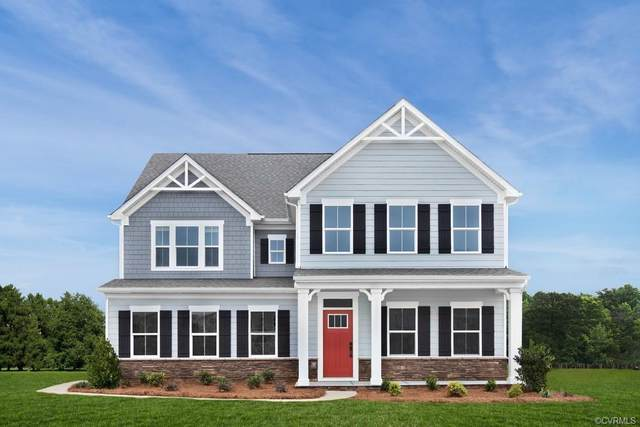 9280 Janeway Drive, Mechanicsville, VA 23116 (MLS #2105614) :: The Redux Group