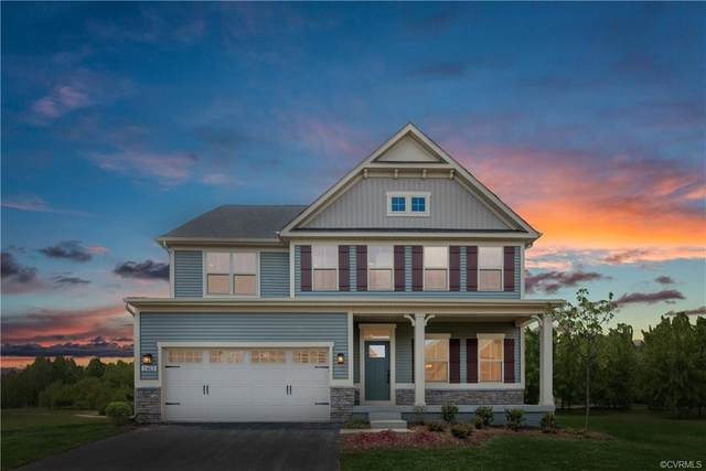 9321 Willies Way Trail, Mechanicsville, VA 23116 (MLS #2105618) :: The Redux Group