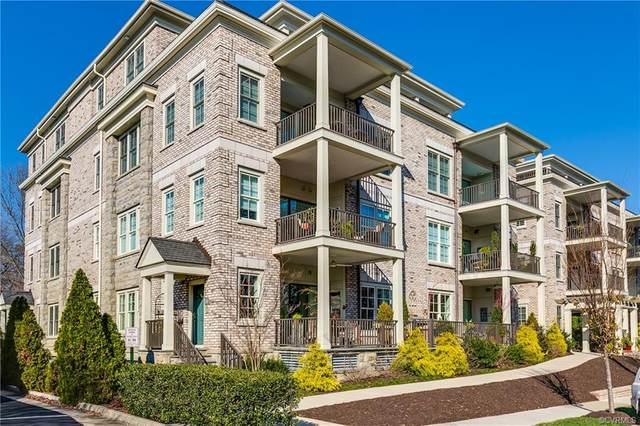 512 Libbie Avenue U1, Richmond, VA 23226 (#2105633) :: The Bell Tower Real Estate Team