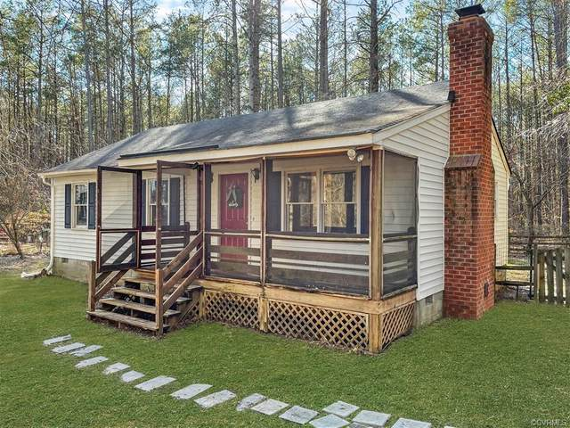 3350 Forest Grove Road, Sandy Hook, VA 23153 (MLS #2105638) :: Village Concepts Realty Group