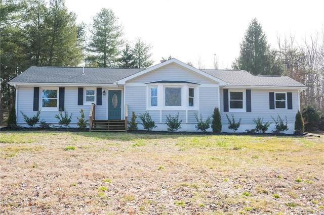 26020 Ruther Glen Road, Ruther Glen, VA 22546 (MLS #2105643) :: Village Concepts Realty Group