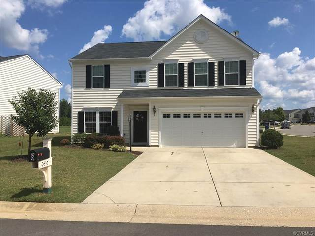10810 White Dogwood Drive, Providence Forge, VA 23140 (MLS #2105654) :: Village Concepts Realty Group