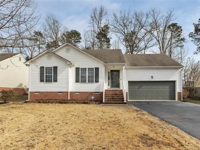 7923 Featherchase Terrace, Chesterfield, VA 23832 (MLS #2105656) :: Small & Associates