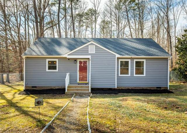 1545 Holly Hills Road, Powhatan, VA 23139 (MLS #2105659) :: Village Concepts Realty Group