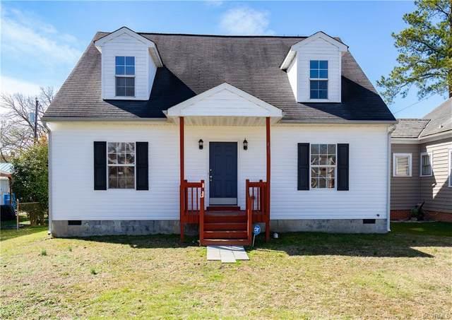 1823 Lee Street, West Point, VA 23181 (MLS #2105673) :: Small & Associates