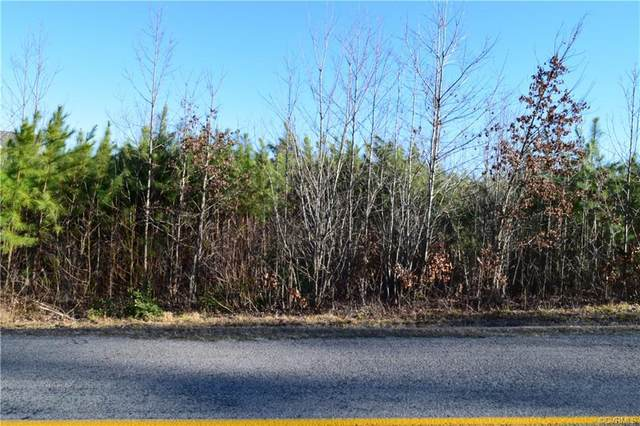 TBD Lundy Road, Dinwiddie, VA 23841 (MLS #2105683) :: Village Concepts Realty Group
