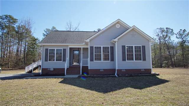 4205 Kenneth Drive, North Dinwiddie, VA 23803 (MLS #2105684) :: Village Concepts Realty Group
