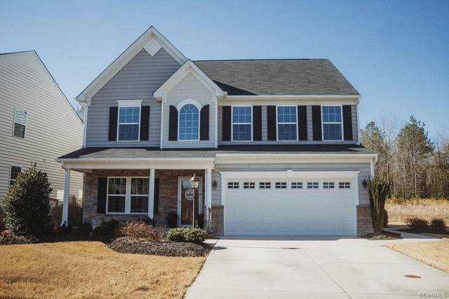 5896 Pilmour Drive, Providence Forge, VA 23140 (MLS #2105720) :: The Redux Group