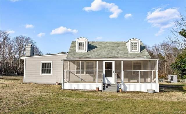 6129 Memory Lane, Mechanicsville, VA 23111 (MLS #2105733) :: Village Concepts Realty Group