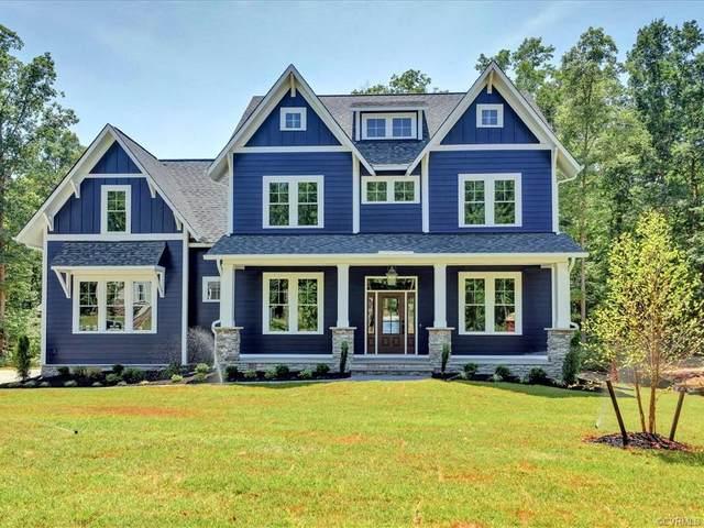 18212 Timber Banks Lane, Moseley, VA 23120 (MLS #2105754) :: The Redux Group