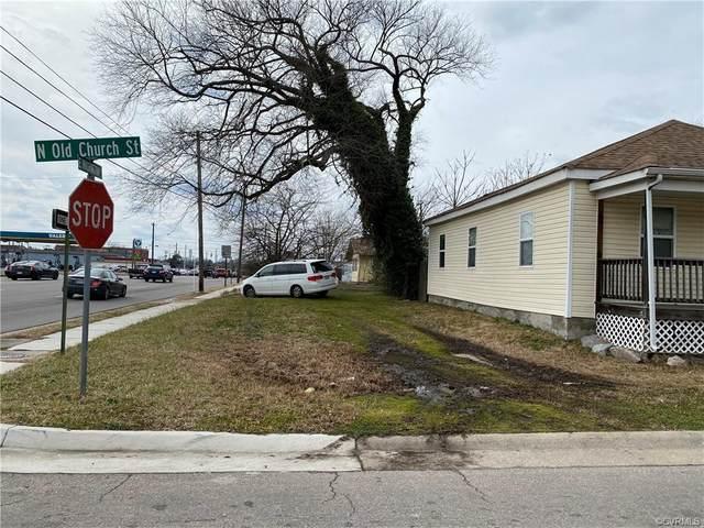 8 N Old Church Street, Petersburg, VA 23803 (MLS #2105765) :: The Redux Group