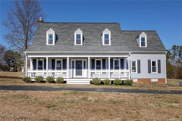 16536 Locust Hill Drive, Rockville, VA 23146 (MLS #2105776) :: Small & Associates