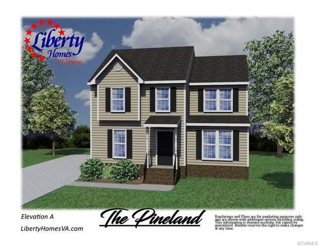 3757 Robert Field Lane, Quinton, VA 23141 (MLS #2105782) :: The Redux Group