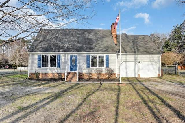 4069 Providence Road, Hayes, VA 23072 (MLS #2105783) :: Village Concepts Realty Group