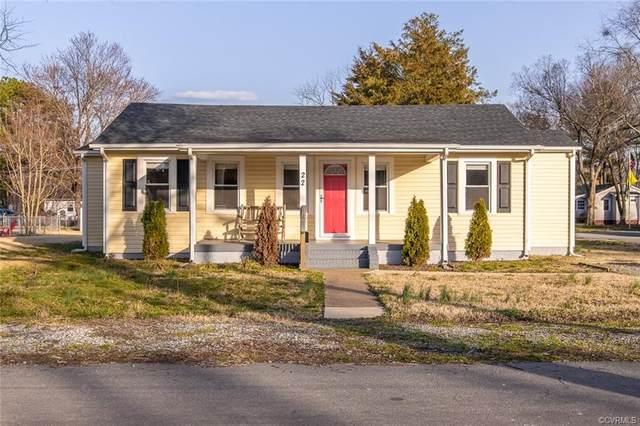 22 Kemper Court, Sandston, VA 23150 (MLS #2105788) :: EXIT First Realty
