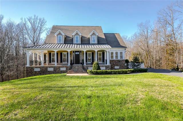 2436 Bridgewater Drive, Maidens, VA 23102 (MLS #2105844) :: Village Concepts Realty Group