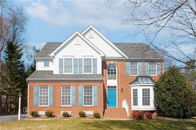 11252 Silverstone Drive, Mechanicsville, VA 23116 (MLS #2105859) :: Village Concepts Realty Group