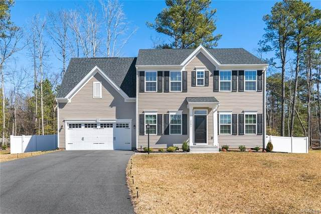 2201 Carters Bridge Place, Henrico, VA 23228 (MLS #2105867) :: Village Concepts Realty Group
