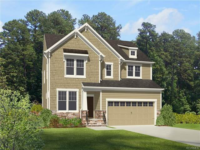 9463 Pleasant Level Road, Mechanicsville, VA 23116 (#2105875) :: Abbitt Realty Co.
