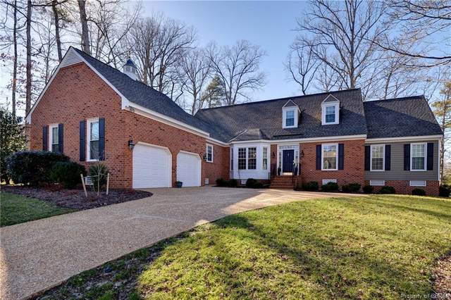 125 Princeville, Williamsburg, VA 23188 (#2105890) :: Abbitt Realty Co.