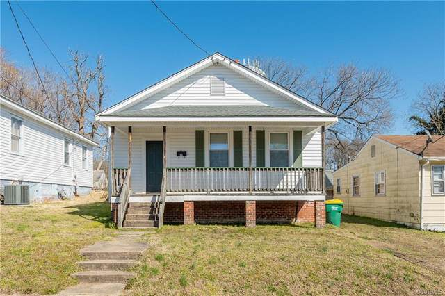 325 S 13th Avenue, Hopewell, VA 23860 (MLS #2105932) :: Small & Associates