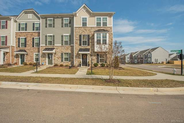 3400 Sterling Brook Drive #3400, Chesterfield, VA 23237 (MLS #2105934) :: Village Concepts Realty Group