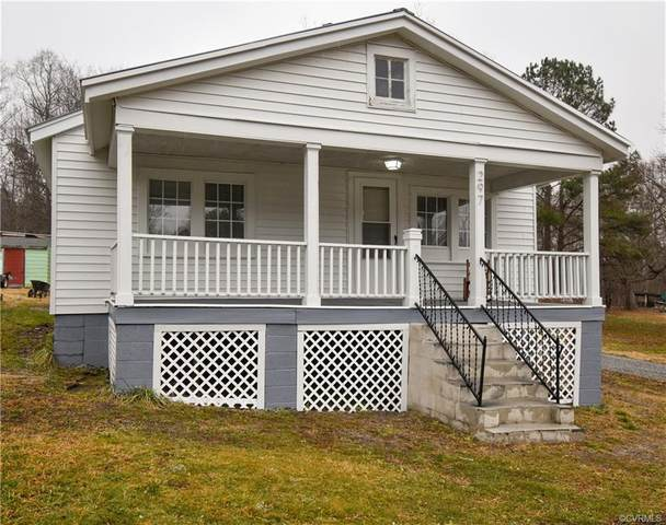 297 K V Road, Victoria, VA 23974 (MLS #2105958) :: Village Concepts Realty Group