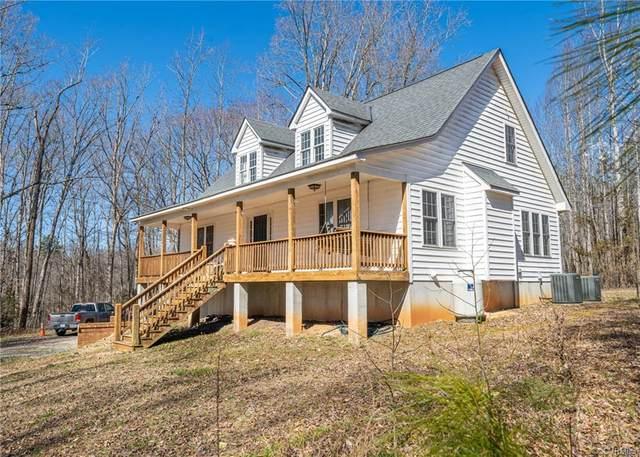 24500 Price Drive, Amelia, VA 23002 (MLS #2105962) :: Village Concepts Realty Group