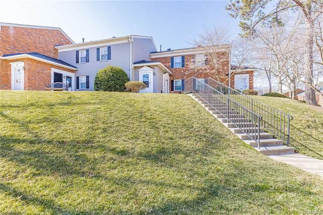 27 Red Fox Lane, Henrico, VA 23228 (MLS #2105975) :: EXIT First Realty