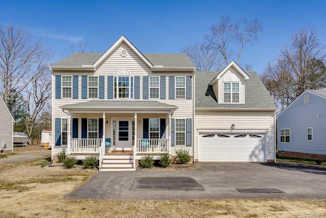 3328 Kingsdale Road, Chesterfield, VA 23237 (MLS #2105981) :: Village Concepts Realty Group