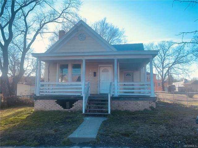 1605 Columbia Street, Richmond, VA 23224 (MLS #2106006) :: EXIT First Realty