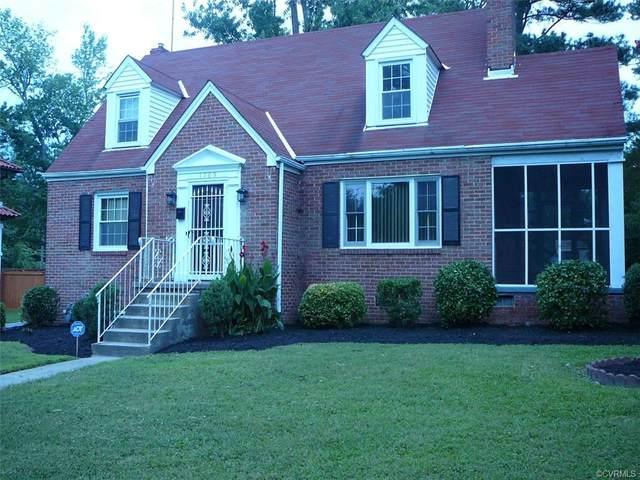 1709 S Sycamore Street, Petersburg, VA 23805 (MLS #2106008) :: EXIT First Realty