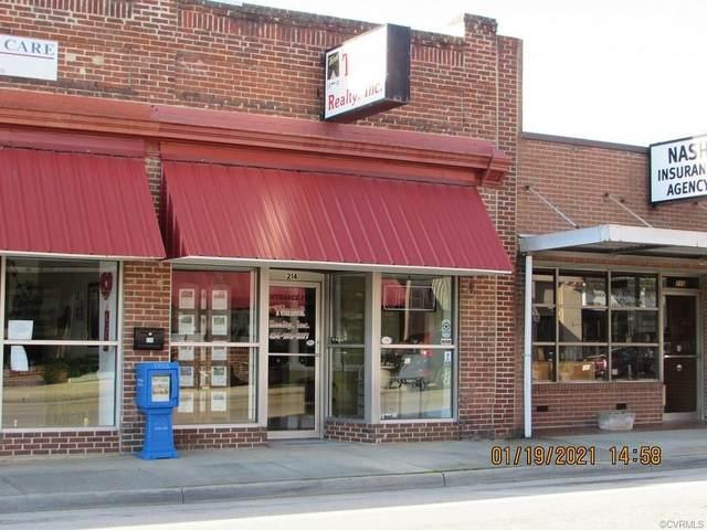 Blackstone, VA 23824 :: EXIT First Realty