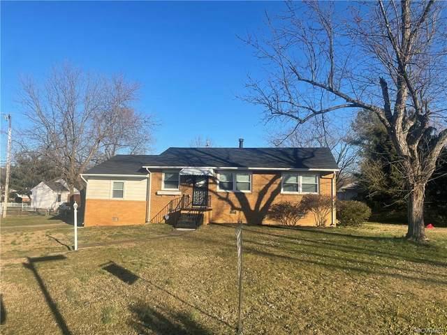 301 N Foxhill Road, Henrico, VA 23223 (MLS #2106047) :: Treehouse Realty VA