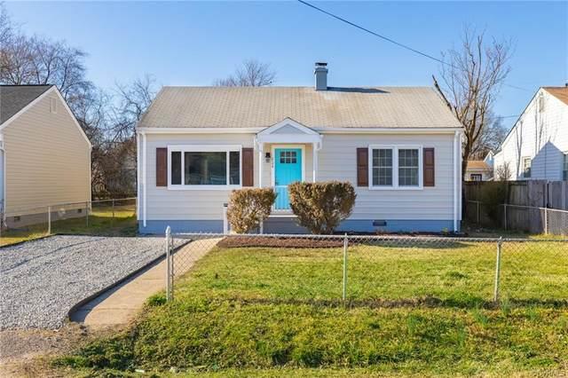 224 N Kalmia Avenue, Highland Springs, VA 23075 (MLS #2106052) :: Small & Associates