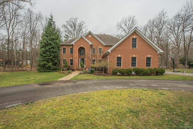 2940 Mount Hill Drive, Midlothian, VA 23113 (MLS #2106226) :: EXIT First Realty