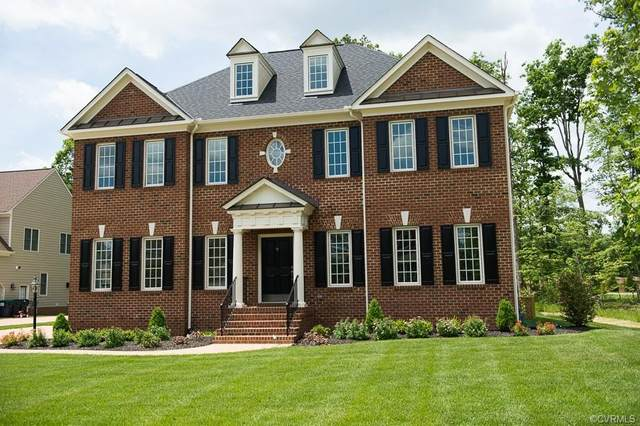 12317 Wyndham West Drive, Glen Allen, VA 23059 (#2106300) :: The Bell Tower Real Estate Team