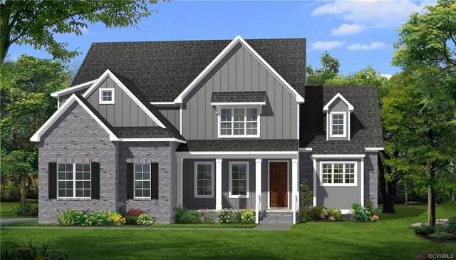 4630 Lake Summer Loop, Moseley, VA 23120 (MLS #2106314) :: EXIT First Realty