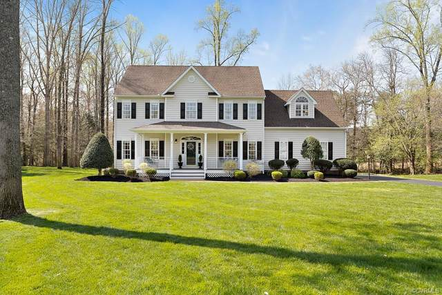 4737 Appletree Drive, Moseley, VA 23120 (#2106420) :: The Bell Tower Real Estate Team