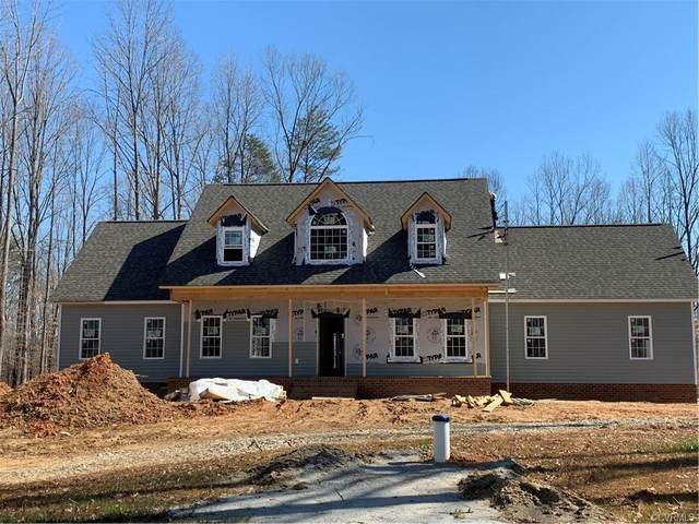 3764 Archies Way, Powhatan, VA 23139 (MLS #2106448) :: EXIT First Realty