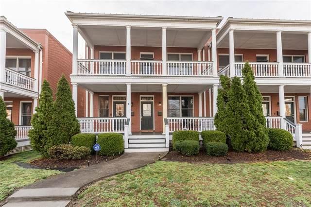 1512 Porter Street Ua, Richmond, VA 23224 (MLS #2106504) :: Small & Associates