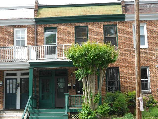 1912 Parkwood Avenue, Richmond, VA 23220 (MLS #2106531) :: Small & Associates