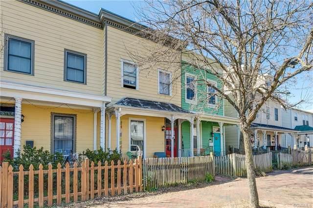422 S Laurel Street, Richmond, VA 23220 (MLS #2106599) :: Small & Associates