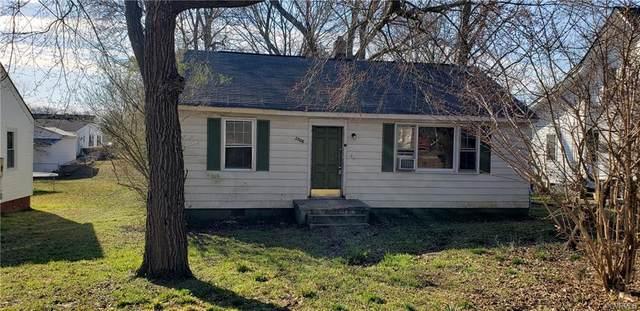 2506 Richmond Street, Hopewell, VA 23860 (MLS #2106609) :: The Redux Group