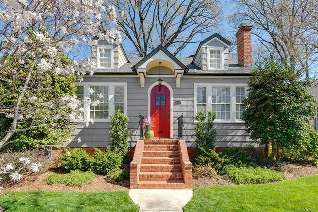 5107 New Kent Road, Richmond, VA 23225 (#2106622) :: The Bell Tower Real Estate Team