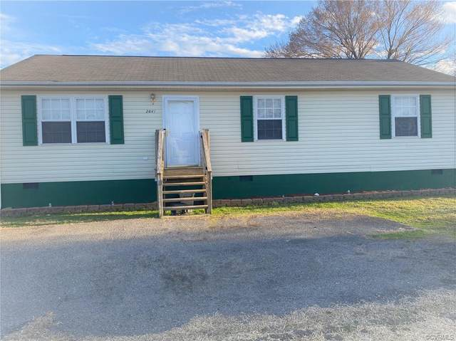 2841 Terminal Avenue, North Chesterfield, VA 23234 (MLS #2106762) :: EXIT First Realty