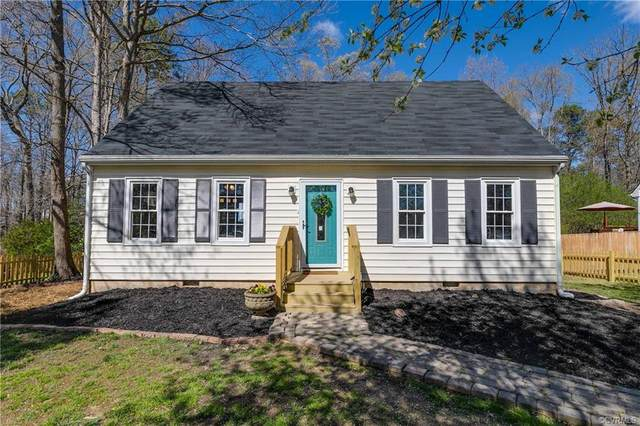 88 Defense Avenue, Sandston, VA 23150 (MLS #2106767) :: The RVA Group Realty