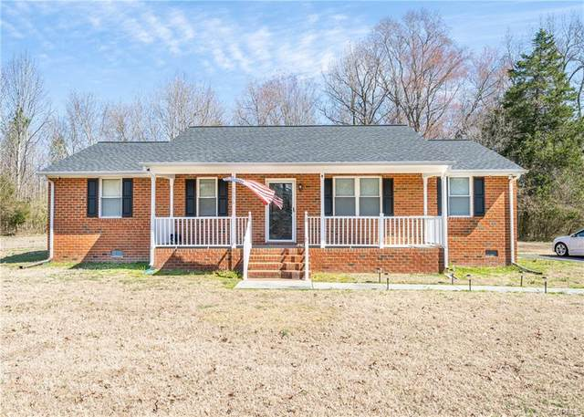 1336 Union Hope Road, King William, VA 23086 (MLS #2106863) :: Village Concepts Realty Group