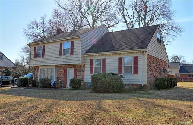 3621 Applewood Road, Chesterfield, VA 23234 (MLS #2106877) :: The Redux Group