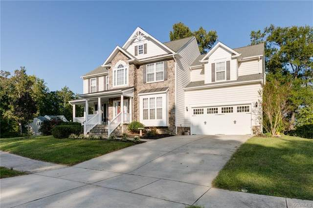 16015 Grant Court, Bowling Green, VA 22427 (MLS #2106888) :: Village Concepts Realty Group